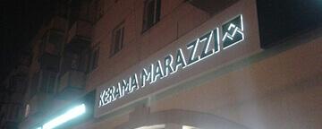 Вывеска для Kerama Marazzi в Челябинске