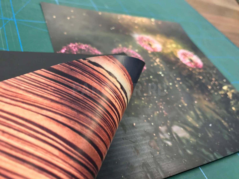 Латексная печать на ферроплёнке