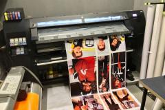 Интерьерный латексный принтер HP L26100 с шириной печати до 1500мм