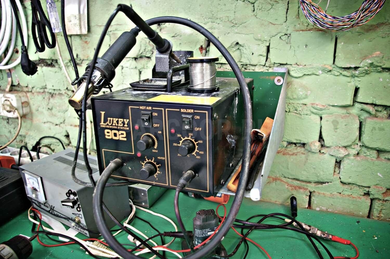 Наше оборудование