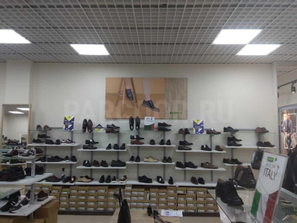 Комплексное оформление магазина BELWEST в Челябинске