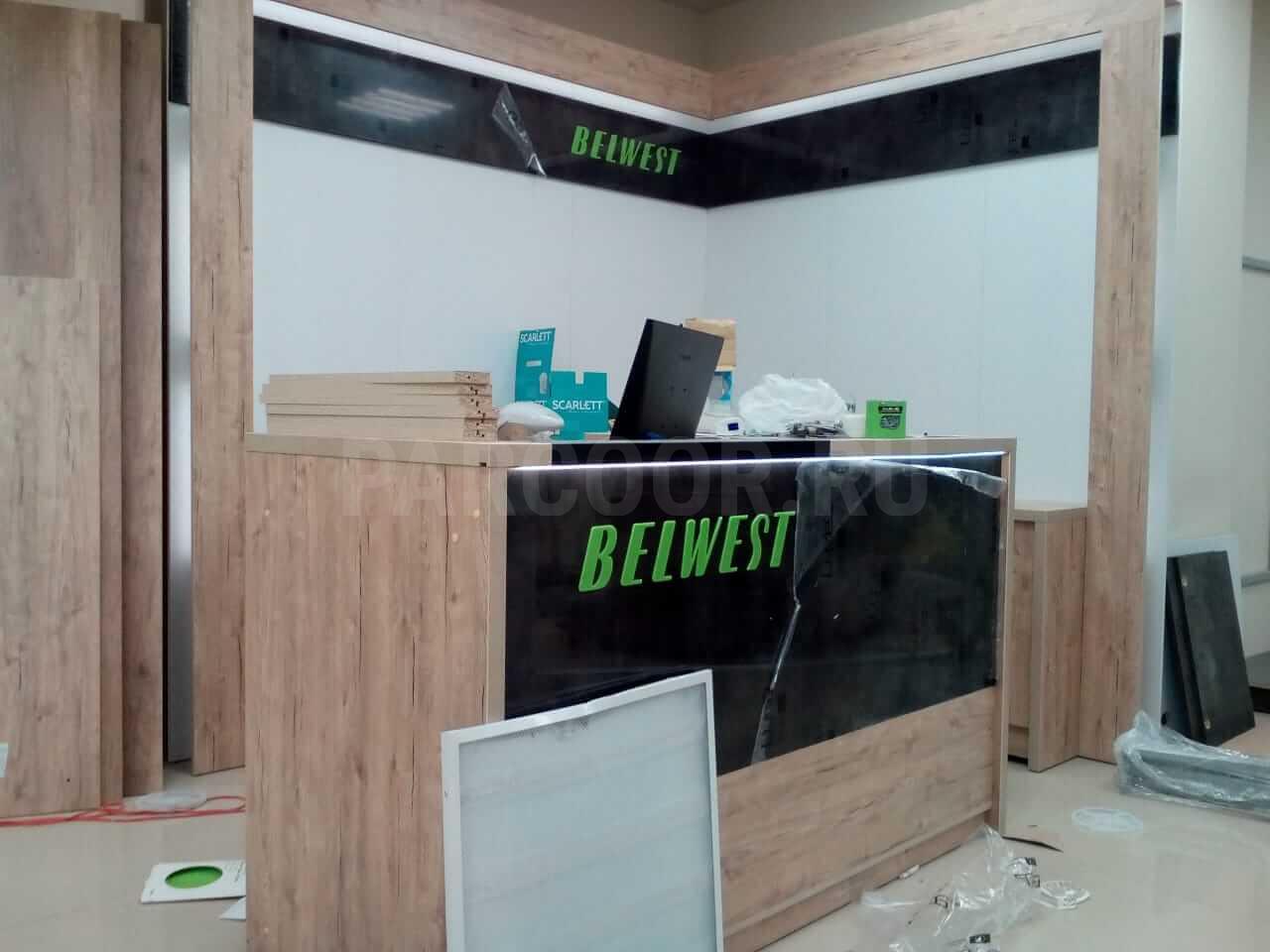 Торговое оборудование BELWEST