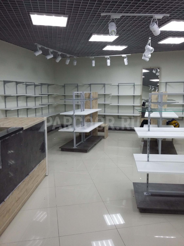 Торговое оборудование BELWEST в ТЦ Глобус в Екатеринбурге