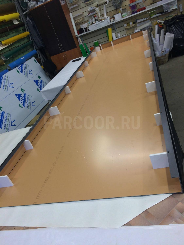 Вывеска магазина BELWEST в ТЦ Алмаз в Челябинске