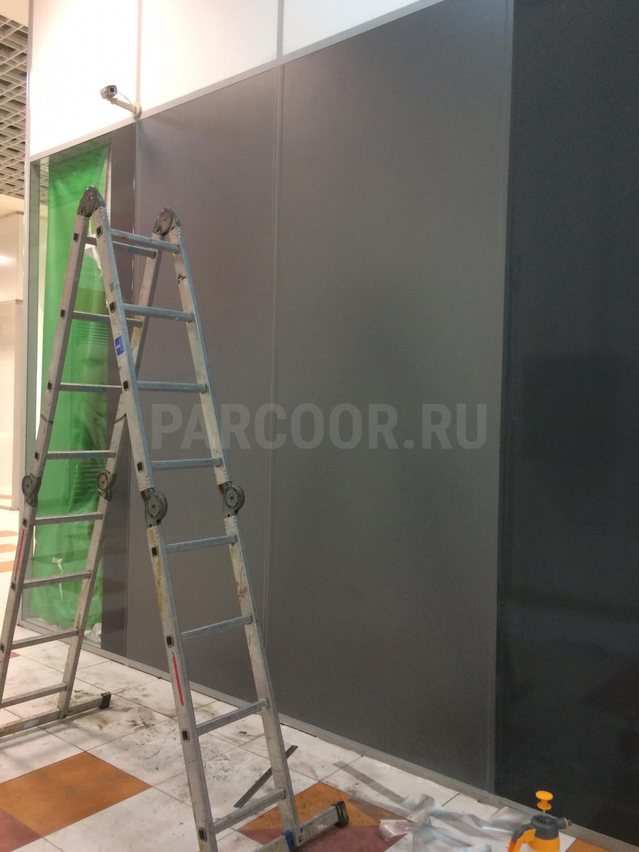 Комплексное оформление магазина BELWEST в ТЦ Шоколад г. Пермь
