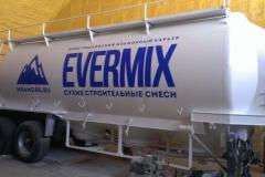 Брендирование транспорта EVERMIX