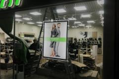 Комплексное оформление магазина BELWEST в Екатеринбурге