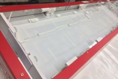 Трафаретная фрезеровка композитного алюминия