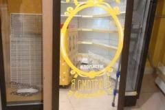 Внутреннее оформления магазина