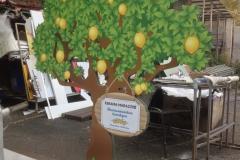 Ростовая фигура дерева для Kerama Marazzi